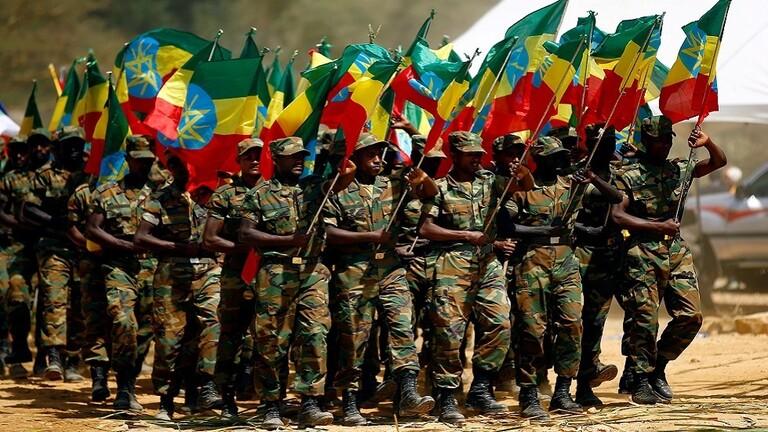"6103d18d4c59b702e3191d4e - إثيوبيا تعلن عن ""خط أحمر"" وتؤكد جاهزية قواتها للدفاع عن البلاد"