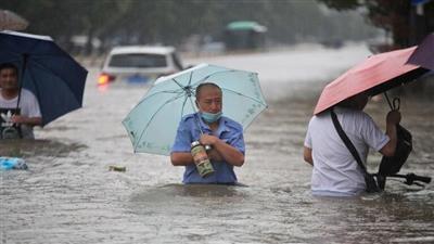 668616 e - الصين تشهد أمطارًا لم تعرف مثيلًا لها منذ 1000 عام