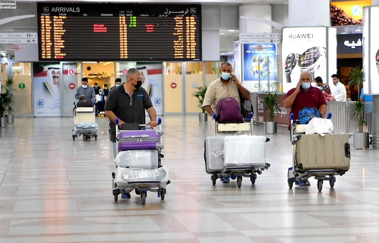 ٢٠٢١٠٨٠١ ٢١٣٣٢٩ - الحياة تعود ل #مطار_الكويت.  #العبدلي_نيوز