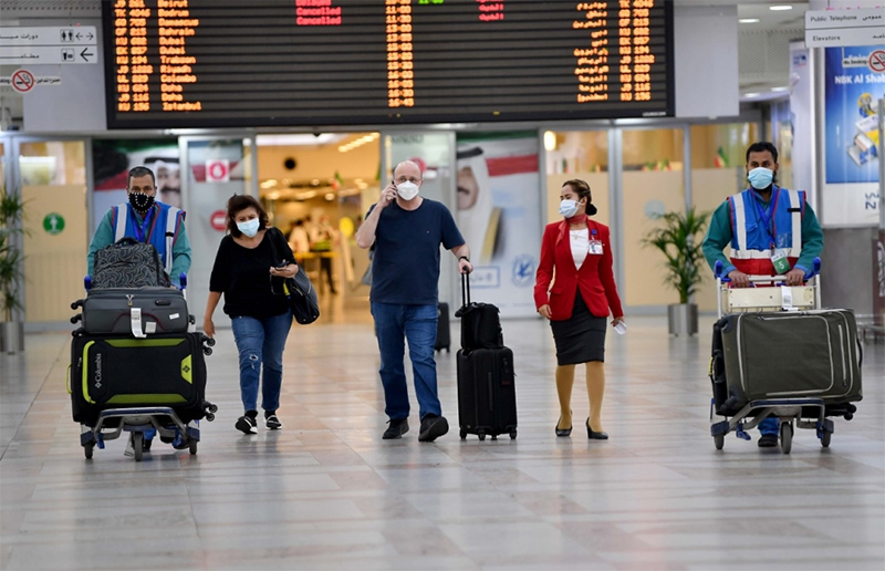٢٠٢١٠٨٢٦ ١٥٠٦٥٥ - «#الطيران_المدني»: قرار تشغيل رحلات مصر والـ 5 دول مرتبط بزيادة السعة التشغيلية للمطار.. وننتظر حتى نهاية الأسبوع القادم للبت في القرار.   #العبدلي_نيوز