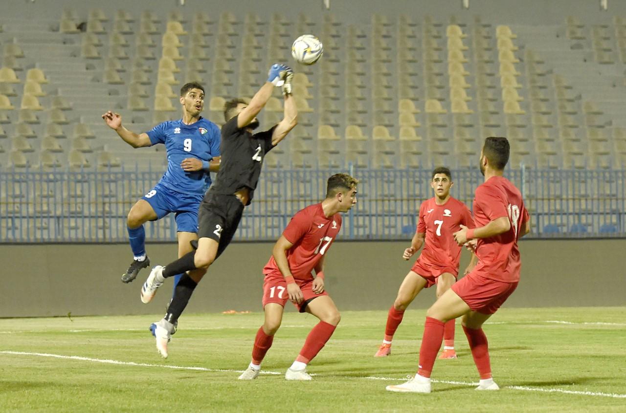 ٢٠٢١٠٩٠٧ ٢٢١٠٤٠ - #المنتخب_الأولمبي يهزم #فلسطين بهدف دون رد.   #العبدلي_نيوز