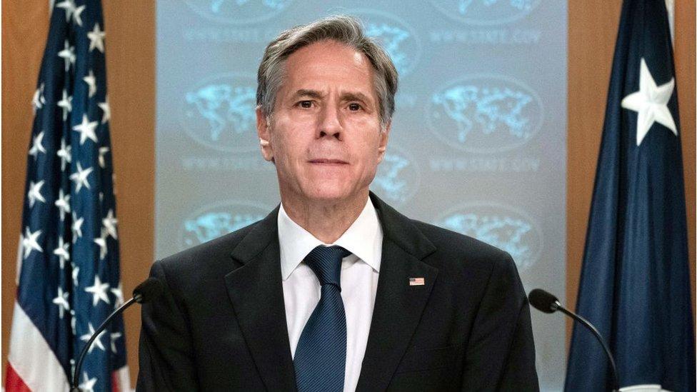 ٢٠٢١٠٩١٤ ١٠٥٩٢٦ - #وزير_الخارجية_الأمريكي أنتوني بلينكن يدافع عن طريقة انسحاب القوات العسكرية من #أفغانستان.  #العبدلي_نيوز