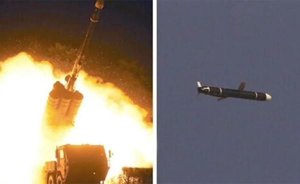 ٢٠٢١٠٩١٤ ١٥٢٠٤٤ - #كوريا_الشمالية تعلن نجاح تجربة إطلاق صواريخ كروز طويلة المدى.   #العبدلي_نيوز