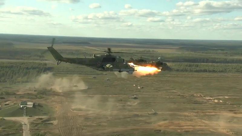 ٢٠٢١٠٩١٤ ١٦٢٩٠٩ - روسيا وبيلاروس تواصلان مناوراتهما العسكرية الضخمة.  #العبدلي_نيوز