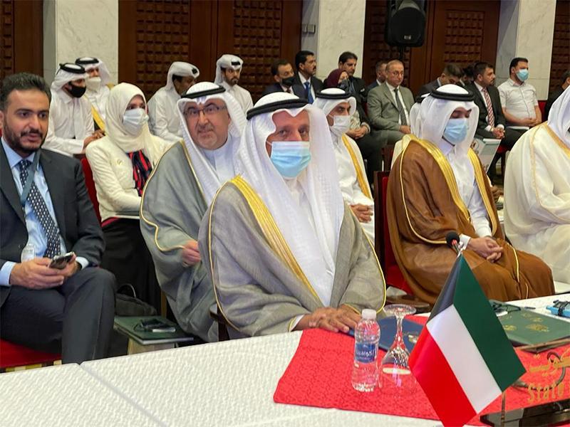 ٢٠٢١٠٩١٥ ١٥١٨٤١ - #عبد_الله_الرومي: دعم تشكيل فريق عمل فني وتقني لمتابعة تنفيذ أمثل لأحكام الاتفاقية العربية لمكافحة الفساد.  #العبدلي_نيوز