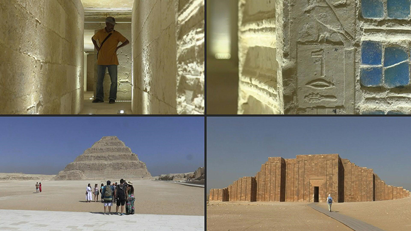 ٢٠٢١٠٩١٥ ١٦٥٣٣٠ - #مصر تعيد افتتاح مقبرة الملك زوسر للسياح بعد ترميم استغرق 15 عاما.    #العبدلي_نيوز