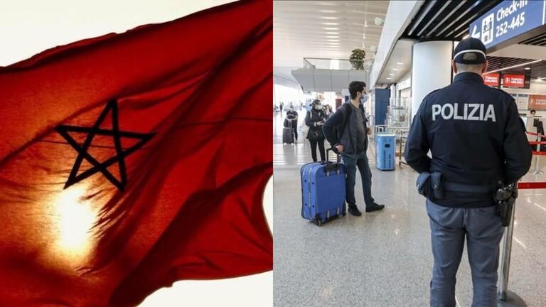 ٢٠٢١٠٩٢٤ ١٧٢٧١٣ - هروب 3 لاعبين من منتخب #المغرب لكرة الطائرة لحظة وصولهم إلى #إيطاليا.  #العبدلي_نيوز