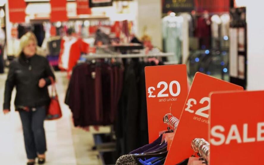 2222222 - مبيعات التجزئة في #بريطانيا تهبط بشكل غير متوقع في أغسطس                       #العبدلي_نيوز