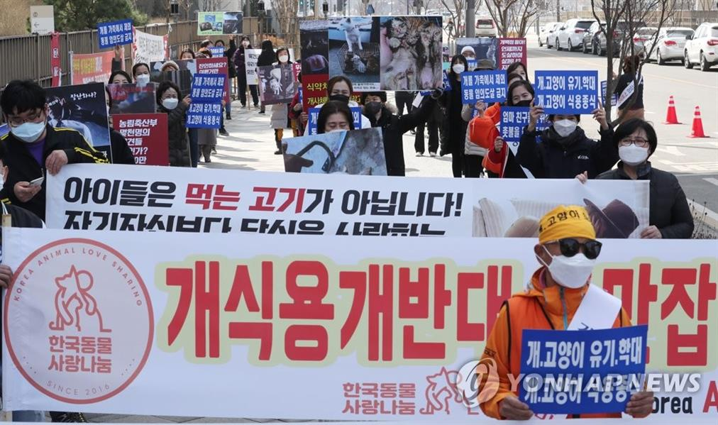 93b87764 3277 4cb1 aadd e45a52204d53 - رئيس كوريا الجنوبية: حان الوقت لحظر استهلاك لحوم الكلاب