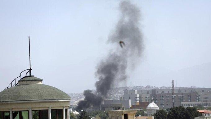 E jUpoPX0AEqukg - وقوع قتلى وجرحى جراء انفجارين في العاصمة #الأفغانية #كابل.          #العبدلي_نيوز