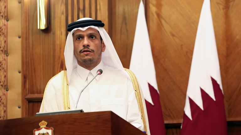 20211013 104530 - وزير الخارجية القطري: جميع زعماء الخليج يرغبون في منع حدوث أي خلافات في المستقبل.          #العبدلي_نيوز