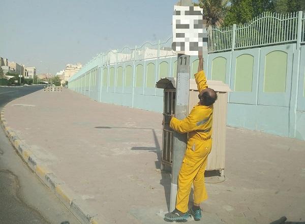 20211013 180206 - بلدية «مبارك الكبير»: تحرير 109 مخالفات عدم الالتزام بلائحة المحلات - إزالة 219 إعلانا عشوائيا من الشوارع والميادين #العبدلي_نيوز