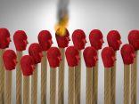 """أن """"تحرق"""" نفسك في العمل ليس مجرد كلمة تقال وإنما مشكلة حقيقية!"""
