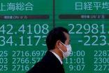 ارتفاع الأسهم اليابانية مقتدية بوول ستريت مع هبوط الين