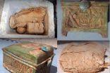 اكتشاف صندوق حجري مصري قد يساعد العلماء على اكتشاف قبر فرعوني جديد