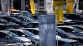 الأضخم والأغرب.. عملية سرقة لعشرات السيارات خلال إغلاق كورونا