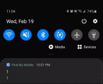 """سامسونج ترسل إشعار """"Find My Mobile"""" لكافة مستخدمي هواتفها حول العالم بطريق الخطأ"""