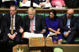 صحيفة: جونسون يعتزم إجراء فحص كامل للسلع الأوروبية عند حدود بريطانيا