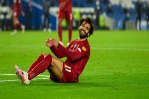 انتقادات لاذعة للمصري صلاح بسبب تصرفه مع زميله في مباراة أرسنال