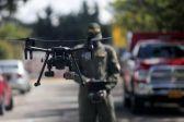 لمكافحة كورونا.. طائرات مسيرة لرصد المصابين بارتفاع درجات الحرارة في كولومبيا
