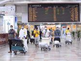 مطار الكويت استقبل أولى الرحلات الجوية المباشرة القادمة من مصر