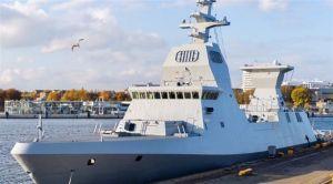 #إسرائيل تتسلم أكثر سفنها الحربية تطوراً في ظل تصاعد التوتر مع #إيران.       #العبدلي_نيوز