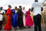 """ما هي """"#الموضة"""" التي احتفي بها في عرض أزياء في غابة استوائية؟.      #العبدلي_نيوز"""