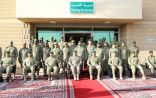 الحرس الوطني: الارتقاء بقدرات الضباط بالتخطيط الاستراتيجي وتنفيذ العمليات المشتركة.      #العبدلي_نيوز