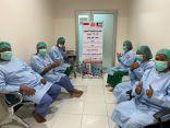 """الرحمة العالمية"""" تجري 200 عملية عيون وتفتتح مركزاً إسلامياً في إندونيسيا.       #العبدلي_نيوز"""