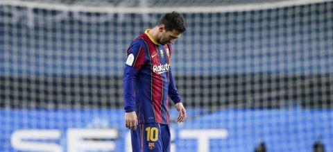 رفض استئناف برشلونة ضد عقوبة إيقاف ميسي.     #العبدلي_نيوز