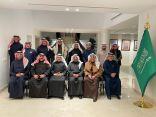 السفير السعودي يولم على شرف وزيري الدفاع والخارجية والأمين العام لمجلس التعاون.    #العبدلي_نيوز