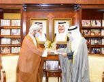 وزير الخارجية يتسلم رسالة خطية إلى صاحب السمو من سلطان عمان.     #العبدلي_نيوز