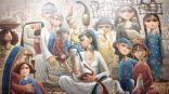"""""""كا – با""""… معرض تشكيلي لأعمال فنية مستوحاة من معالم مصر القديمة في الأقصر.  #العبدلي_نيوز"""
