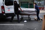 تراجع وفيات كورونا في أمريكا للأسبوع الثالث.    #العبدلي_نيوز