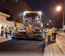 «#الأشغال»: فرش «أسفلت» بمساحة 133.8 ألاف متر مربع في 13 موقعاً خلال أسبوع.   #العبدلي_نيوز