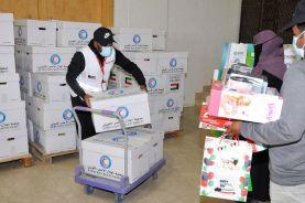 العطاء الإنساني الكويتي متواصل لتلبية كل محتاج في العالم أينما كان.   #العبدلي_نيوز