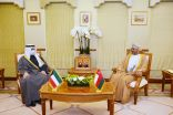 وزير الخارجية يبحث مع نظيره العماني سُبل تعزيز وتيرة العمل الخليجي المشترك  – في ضوء قمة العلا التي عُقِدت الشهر الماضي في السعودية.   #العبدلي_نيوز