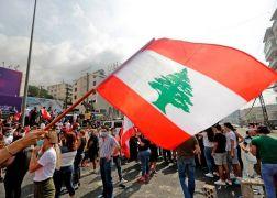 لبنانيون يحتجون في طرابلس على تردي الأوضاع المعيشية في البلاد.    #العبدلي_نيوز