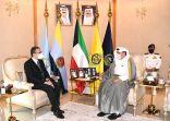 وزير الدفاع يبحث مع عدد من السفراء أوجه التعاون الثنائي وموضوعات مشتركة.   #العبدلي_نيوز