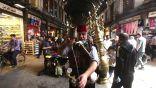 بائع شراب في دمشق يستعد لشهر رمضان.  #العبدلي_نيوز