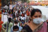 #الهند تسجل أكثر من 184 ألف إصابة بكورونا في يوم واحد.   #العبدلي_نيوز