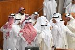 رفع جلسة #مجلس_الأمة بعد سجالات ومشادات وانسحاب نحو 27 نائبًا من الجلسة.  #العبدلي_نيوز
