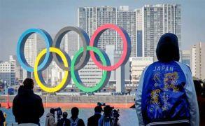 طوكيو تحتفل بتبقي 100 يوم فقط على انطلاق الأولمبياد.  #العبدلي_نيوز