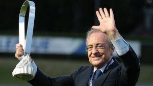 """دوري السوبر الأوروبي: رئيس ريال مدريد يقول إن البطولة """"إنقاذ لكرة القدم"""".  #العبدلي_نيوز"""