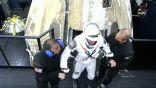 """عودة أربعة رواد من محطة الفضاء الدولية في مركبة لـ""""سبايس إكس"""".  #العبدلي_نيوز"""