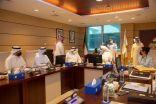 رئيس المجلس الأعلى للبيئة ووزير الدفاع يؤكدان على ضرورة النهوض بالشأن البيئي والعمل على تطبيق المشاريع البيئية الهادفة.   #العبدلي_نيوز