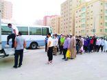 «#الإغاثة_الإنسانية» توزع 500 من السلال الغذائية داخل #الكويت.   #العبدلي_نيوز