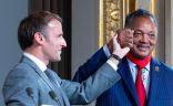 #فرنسا تمنح القس الأمريكي #جيسي_جاكسون وسام جوقة الشرف.  #العبدلي_نيوز