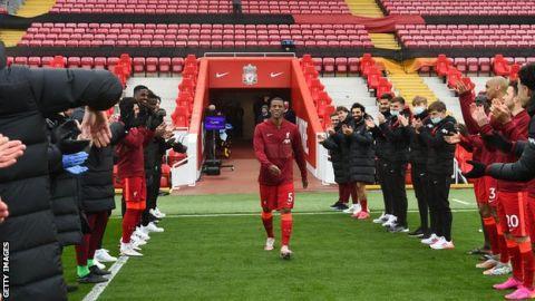 #جورجينيو_فينالدوم: لم يشعر بالحب والتقدير من قبل البعض عندما كان في نادي #ليفربول.  #العبدلي_نيوز