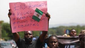 خاطفو تلاميذ مدرسة في #نيجيريا يختطفون رجلاً يسلم فدية.   #العبدلي_نيوز